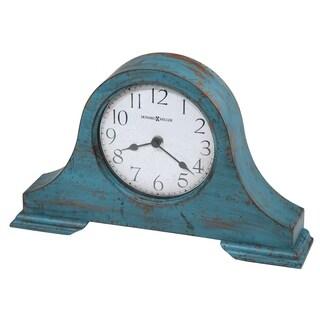Howard Miller Tamson Transitional, Charming, Coastal, and Beachy, Accent Mantel Clock, Reloj del Estante