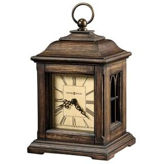 Howard Miller Talia Vintage, Transitional, Old World, and Lantern Style Mantel Clock, Reloj del Estante