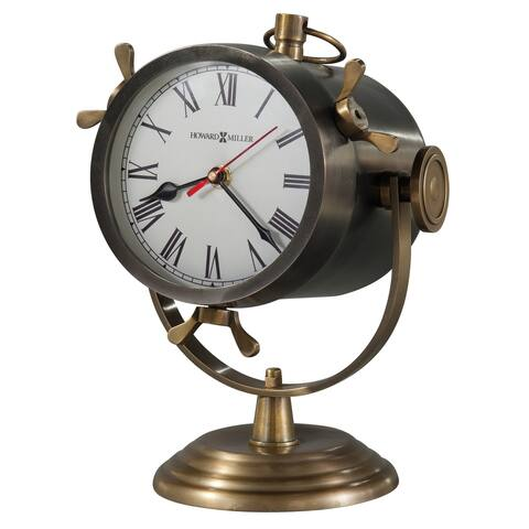 Howard Miller Vernazza Vintage, Transitional, and Old World StyleAccent Mantel Clock, Reloj del Estante