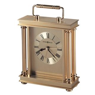 Link to Howard Miller Audra Contemporary, Modern, Sleek, Glam Style Mantel Clock, Reloj del Estante Similar Items in Decorative Accessories