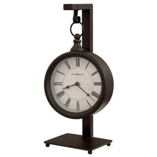 Howard Miller Loman Contemporary, Transitional, Vintage, and Old World Style Mantel Clock, Reloj del Estante