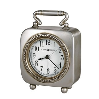 Howard Miller Kegan Antique, Vintage, Classic Large Numbers Alarm Clock, Reloj Despertador