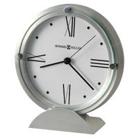 Howard Miller Simon II Contemporary, Modern, Classic Style & Sleek Mantel Clock, Reloj del Estante