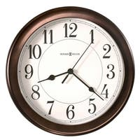 Howard Miller Virgo Classic, Modern, Transitional Statement Wall Clock with Large Numbers, Reloj De Pared