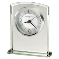 Howard Miller Glamour, Contemporary Modern, Sleek, and Chic, Glam Style Table Clock, Reloj de Mesa