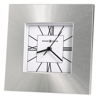 Howard Miller Kendal Contemporary Modern, Classic, Sleek Table Clock, Reloj de Mesa