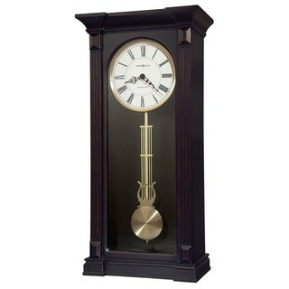 Link to Howard Miller Mia Elegant, Modern, Transitional, Sleek and Contemporary Chiming Wall Clock with Pendulum Similar Items in Decorative Accessories