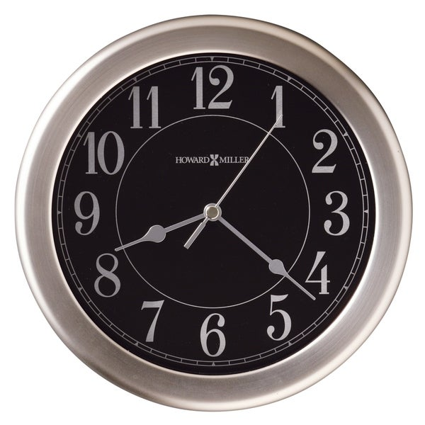Howard Miller Libra Transitional, Modern and Contemporary, Bold and Chic, Statement Gallery Wall Clock, Reloj De Pared