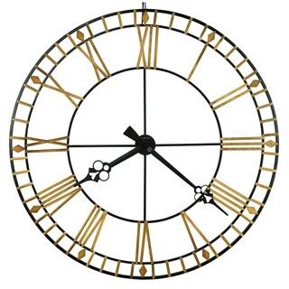 Howard Miller Avante Elegant, Modern, Transitional, Sleek and Industrial Chic Gallery Wall Clock, Reloj De Pared