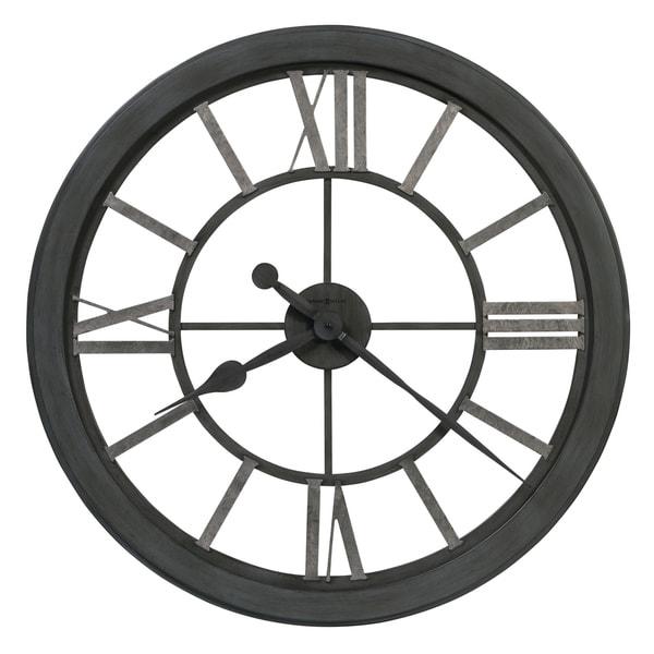 Howard Miller Maci Industrial, Contemporary, Transitional, Modern Wall Clock, Reloj de Pared