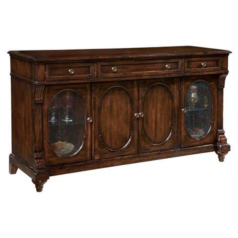 Hekman Furniture Charleston Place Sideboard Buffet - 38.5 in high x 70 in wide x 21 in deep