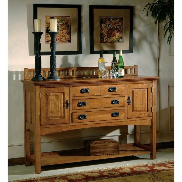 Shop Hekman Furniture Arts & Crafts Modern Farmhouse