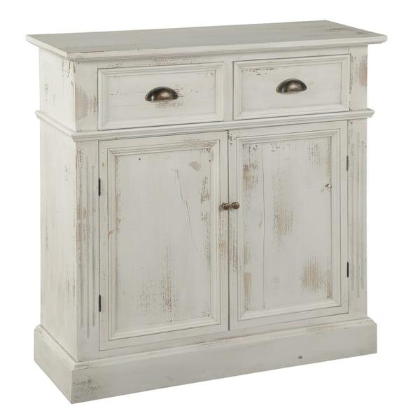 Hekman Furniture Antique White Coastal