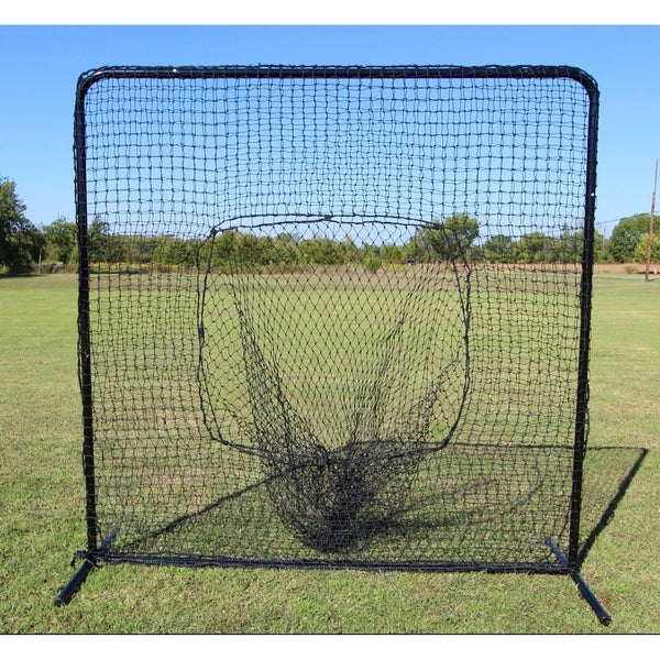 5db45e184 Shop Cimarron Sports 7x7 No 42 Twisted Knot Twine Sock Net Only ...