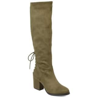 8559c161809 Buy Green Women s Boots Online at Overstock