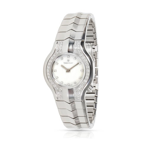 Pre-Owned Tag Heuer Alter Ego WP131E.BA0751 Women's Watch in Stainless Steel