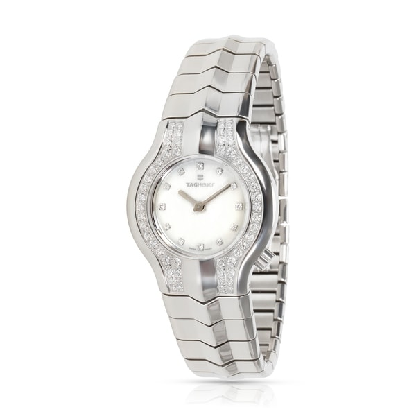 cf47a211ff46 Shop Pre-Owned Tag Heuer Alter Ego WP131E.BA0751 Women s Watch in ...