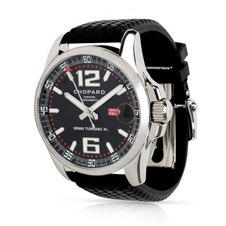 Pre-Owned Chopard Gran Turismo XL 16/8997 Men's Watch in Stainless Steel - N/A - N/A