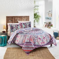 Boho Boutique Beach Babe Duvet set - Rosewater
