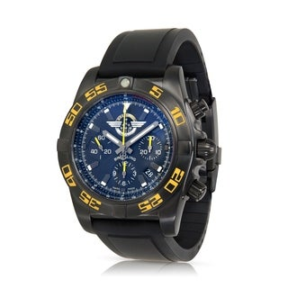 Pre-Owned LIMITED EDITION Breitling Chronomat 44 Jet Team MB01109P/BD48 Men's Watch - N/A - N/A
