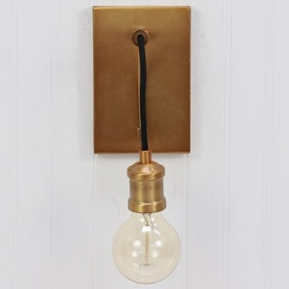 Mills 1-Light Suspended Wall Sconce