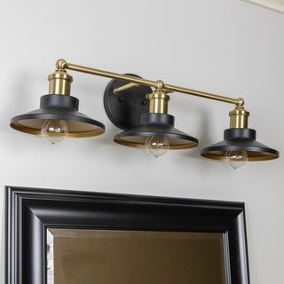 Forrest Farmhouse 3-Light Sconce