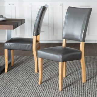 Open-Back Parsons Dining Chair, set of 2
