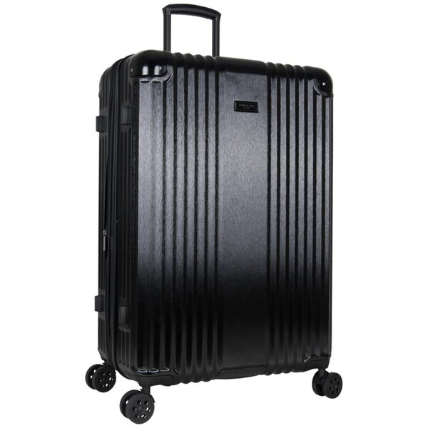 Rose Gold Kenneth Cole New York Tribeca 28-inch Lightweight Hardside Expandable 8-Wheel Spinner TSA Lock Checked Suitcase