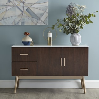 Simple Living Stacy Mid-Century 2-drawer Buffet