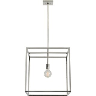 Renwil Matthews Stainless Steel 1-light Ceiling Fixture