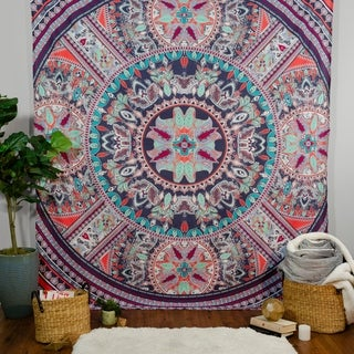 Boho Boutique Beach Babe Tapestry - 84x100