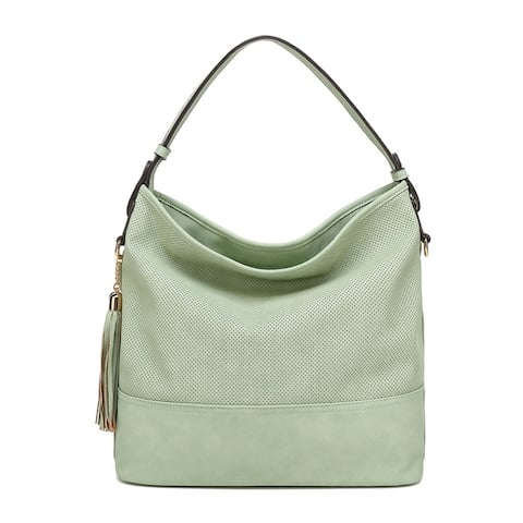 MKF Collection Desha Hobo Bag by Mia K Farrow