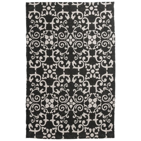 Shop Unbelievable Mats 20 Quot X 32 Quot Aelegant Black And White