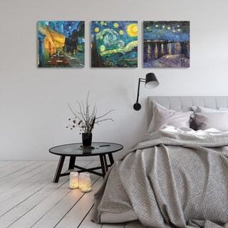 ArtWall's VanGogh Collection Wood Pallet Set
