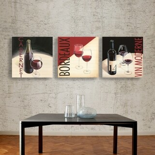 ArtWall's Wine Collection II Wood Pallet Set