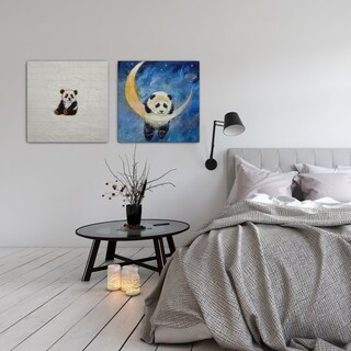 ArtWall's Panda Dream Wood Pallet Set