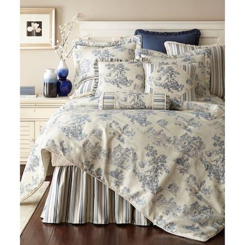 PCHF Cosmopolitan Toile 3-piece Luxury Comforter Set