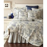 PCHF Cosmopolitan Toile 3-piece Luxury Comforter Set