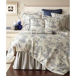Austin Horn Classics Cosmopolitan Toile 3-piece Luxury Comforter Set