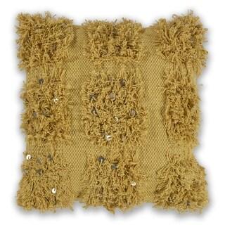 KAS Citron Boho Decorative Throw Pillow