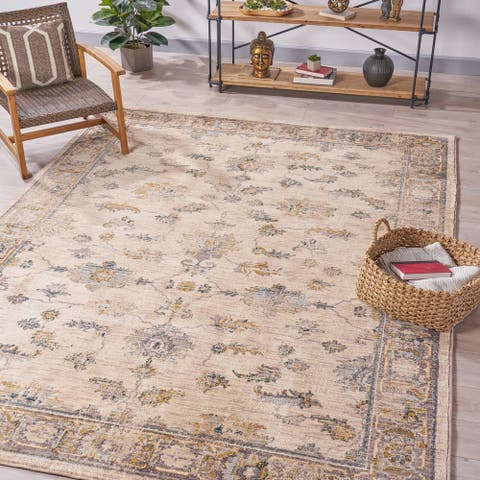Walton Traditional Indoor Rug by Christopher Knight Home