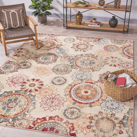 Rostow Indoor Rug by Christopher Knight Home