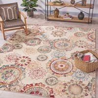 Rostow Indoor Rug by Christopher Knight Home - 7'10 x 10'