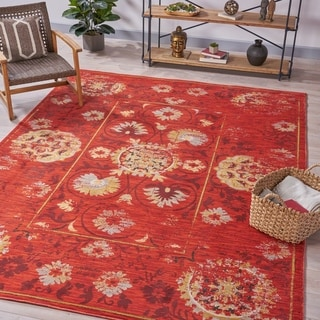 Sabato Abstract Geometric Indoor Rug by Christopher Knight Home