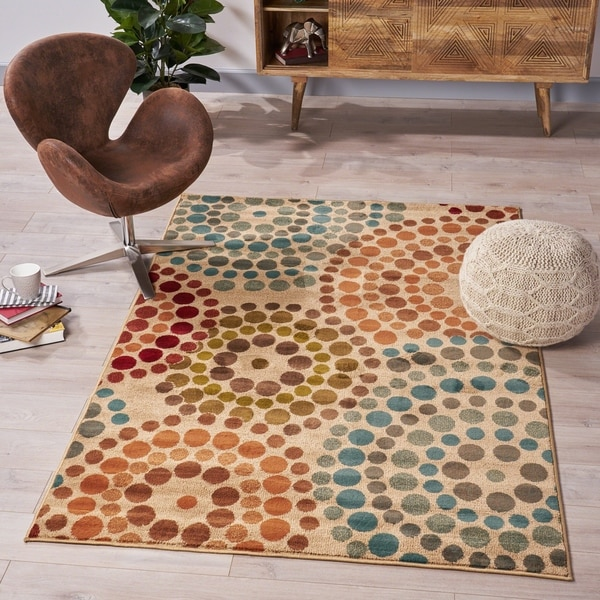 Wilfred Abstract Geometric Indoor Rug by Christopher Knight Home