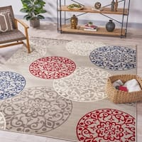 Bartlett Casual Indoor Rug by Christopher Knight Home - 7'10 x 10'