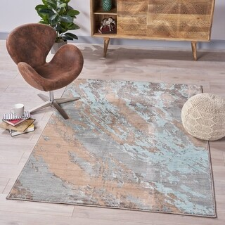Malick Contemporary Indoor Rug by Christopher Knight Home - 5'3 x 7'6