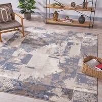 Wilson Contemporary Indoor Rug by Christopher Knight Home - 7'10 x 10'