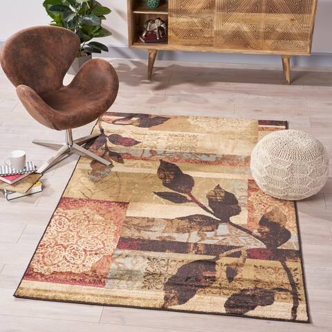 Brinkman Abstract Indoor Rug by Christopher Knight Home