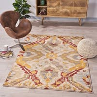 Levitas Ikat Indoor Rug by Christopher Knight Home
